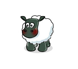 Digital Sheep is blushing!